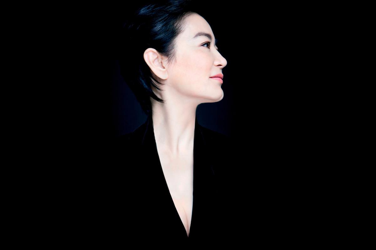 [美文摘抄]林青霞:美而不自知,才是真正的美