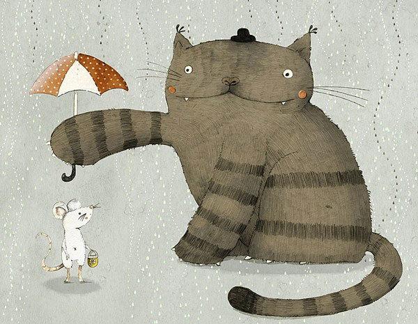 [美文摘抄]会有一人来到你身边,为你遮风挡雨