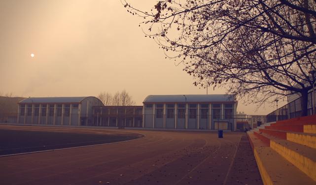 [音乐之声]冬季校园